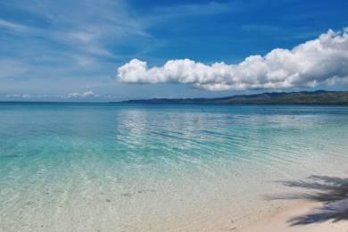 【zoomバーチャル背景対応】シキホール島のビーチ「siquijor」