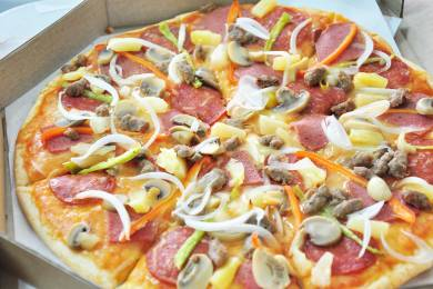 デクスターズ・ピザ #9