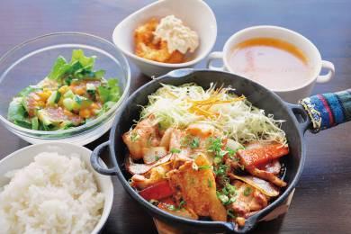 Japanese Cafe & Bistro Skillet #2