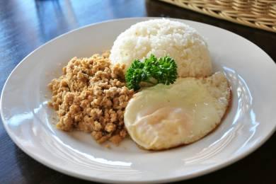 Japanese Cafe & Bistro Skillet #3