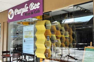 Purple Bee Shop&Cafe #