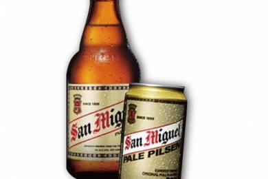 サンミゲルビール #1