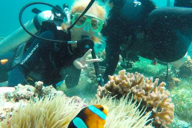 Emerald Green Diving Center #