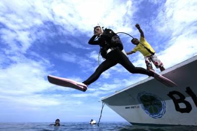 ブルーコーラル (BLUE CORAL scuba diving tour and school) #2