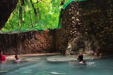 数少ないセブの温泉のひとつ・秘境『イソイ・ホットスプリング(Esoy Hot Spring)』 #7