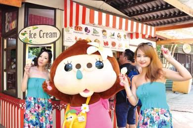 【ボホール】こだわりのオーガニックレストラン「ビーファーム」アイスクリームも大人気! #6