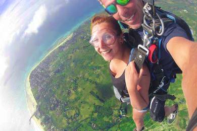 SkyDive Cebu Adventure #