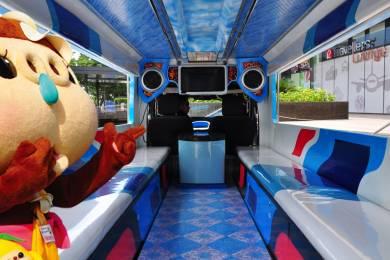 セブ市内の人気観光地をジープニーで巡る『セブシティーツアー』が登場!! #5