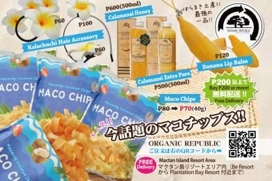 絶対に失敗しないセブ島土産‼人気沸騰中の「マコチップス(MACO CHIPS)・バナナリップ」 #0