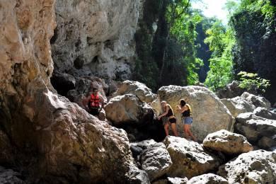 数少ないセブの温泉のひとつ・秘境『イソイ・ホットスプリング(Esoy Hot Spring)』 #2